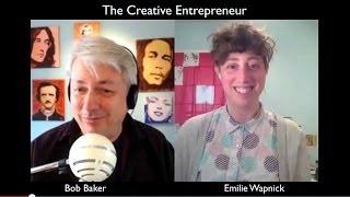 Emilie Wapnick on Feeding Your Many Talents - Creative Entrepreneur #023