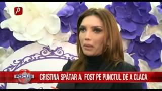 Cristina Spatar clacheaza