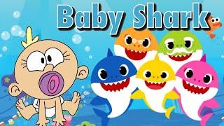 Loud Family Dance to Baby Shark!
