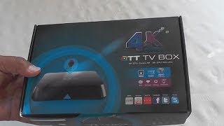 OTT M8 4K Android TV Box - we test out this great new KitKat powered box [Review]