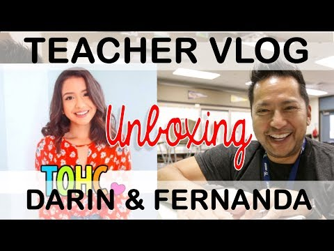 Xxx Mp4 Teacher Vlog Mystery Box Unboxing With Fernanda Sandoval From That One Happy Classroom 3gp Sex