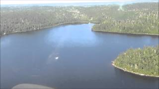 Jembi Lake fly out