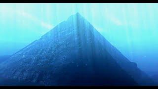 Cina, le prime immagini delle piramidi nel lago Fuxian. Secondo gli scienziati sono opera...