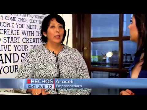 Reportaje Mujeres Emprendedoras de Crea