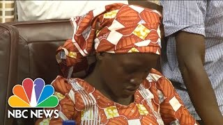 Nigeria Hoping To 'Bring Back Our Girls' Three Years After Abduction | NBC News