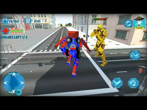 Xxx Mp4 Excavator Transformer Robot Android GamePlay HD 3gp Sex