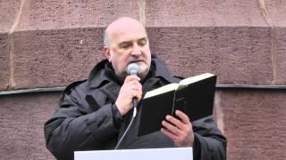 Szeretnénk bizonyságot tenni az igazságról - Piszter Ervin felszólalása