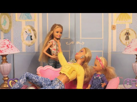 40 Days - A Barbie parody in stop motion *FOR MATURE AUDIENCES*