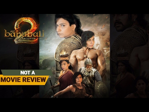 Xxx Mp4 Baahubali 2 The Conclusion Not A Movie Review Sucharita Tyagi 3gp Sex