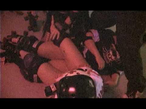 Rollergirl catfights