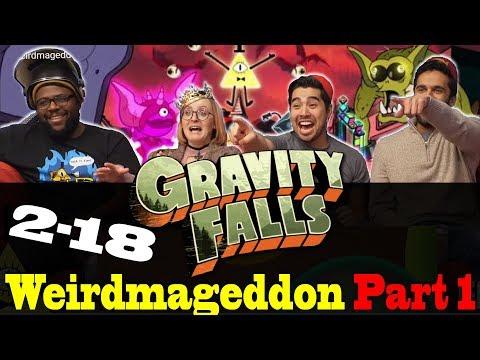 Xxx Mp4 Gravity Falls 2x18 Weirdmageddon Part 1 Group Reaction 3gp Sex