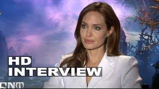Maleficent: Angelina Jolie