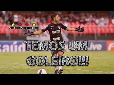 Defesas sensacionais - Renan Ribeiro Vs Ituano 720HD