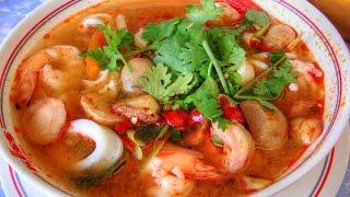 Resep Masakan Tom Yam Kung