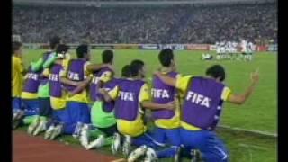Brasil x Gana (Penaltis Mundial Sub20 2009)