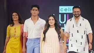 Lulu Fashion Week 2018 | Jayasurya | Prayaga Martin | Priya P Varrier | Roshan