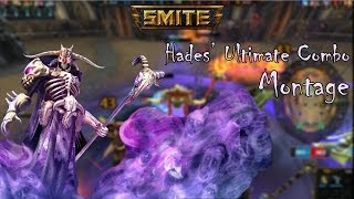 Smite : Hades' Ultimate Combo Montage