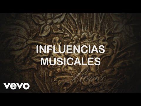 Romeo Santos - Formula, Vol. 1 Interview (Spanish): Influencias Musicales