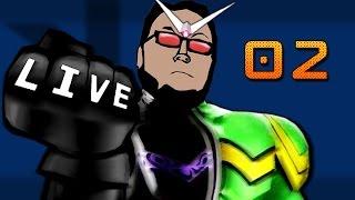 [Live] Kamen Rider: Battride War II (Part 2)