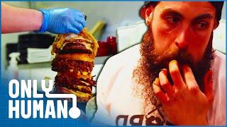 "Mr. ""Beard Meat Food"" is Every Buffet Owner"