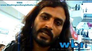 Actor NIGEL AKKARA (VICKY) on MUKTODHARA (MUKTADHARA) [2012] Bengali Movie: Interview with WBRi