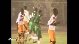أهداف قديمة و نادرة للمنتخب السودانى لكرة القدم