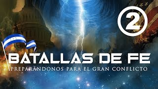 Batallas de Fe Honduras [2] Sábado 13/10/18 tarde