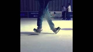 Ice skating freestyle iskate india ashish