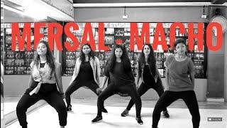 Mersal - Macho Dance video | Vijay, Kajal Aggarwal | A R Rahman | Atlee