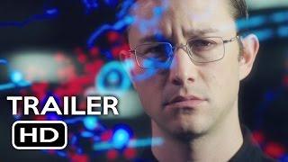 Snowden Official Trailer #1 (2016) Joseph Gordon-Levitt, Shailene Woodley Movie HD