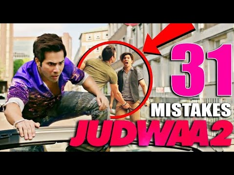 Xxx Mp4 EWW Everthing Wrong With JUDWAA 2 Movie 31 Mistakes In Judwaa 2 3gp Sex