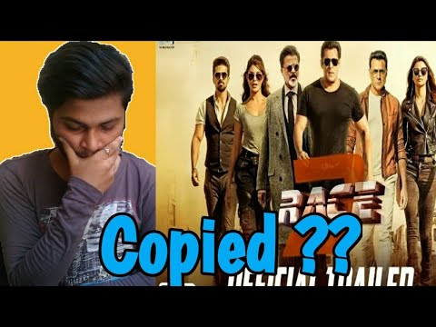 Xxx Mp4 Is Race 3 Copied Race 3 Copied Scene From Trailer Plagiarism In Bollywood Ep 86 3gp Sex
