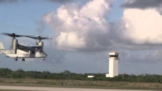 Longest Flight for MV 22-Osprey