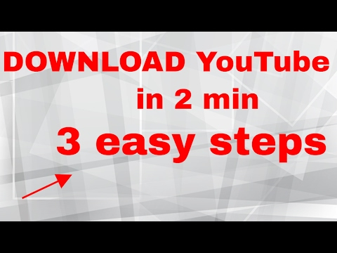 How to downlode YouTube videos