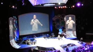 Mark Lowry : Women of Faith 2012 - Hartford CT