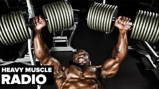 HEART OF A BODYBUILDING CHAMPION! Heavy Muscle Radio (8/13/18)