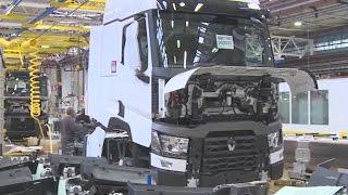 Renault Truck T Range Factory