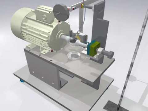 Modelado en 3D de un Proceso Tribologico