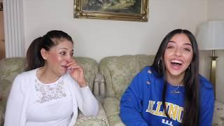PERSIAN MUM GUESSES SLANG TERMS (HILARIOUS!!) | persianbunny