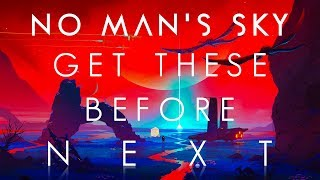 No Man's Sky | AMAZING STUFF TO GET BEFORE NEXT UPDATE - Perfect Multitools, Ships & Freighters