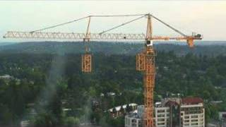 Crane Building Itself