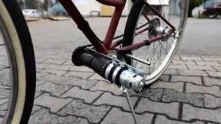 E-Bike Akkuschrauber DIY cordless screwdriver 26,1 kmh