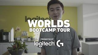 Logitech Worlds Bootcamp Tour