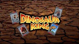 Dino rey ( dinosour king ) Todas las cartas de fuego 1 y 2 Temporada