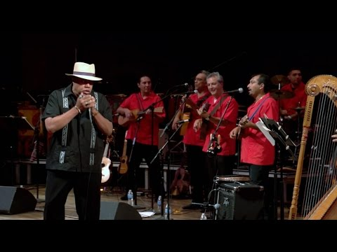La Bruja son jarocho with Chicago Blues featuring Billy Branch
