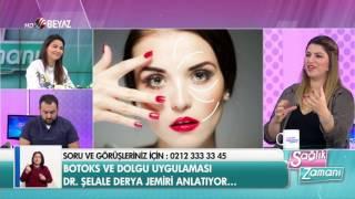 Dr. Şelale Derya Jemiri - Beyaz Tv Sağlık Zamanı 12.03.2017