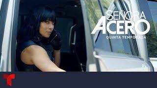 Señora Acero 5 | Hoy lunes 15 de octubre a las 10/9C empieza la quinta temporada | Telemundo