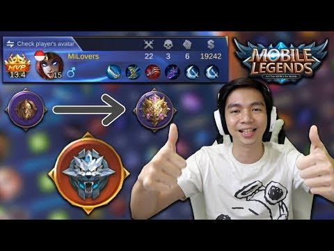 Naikin Rank Bossku Mobile Legends Indonesia