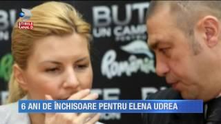 Stirile Kanal D (29.03.2017) - 6 ani de inchisoare pentru Elena Udrea! Editie COMPLETA