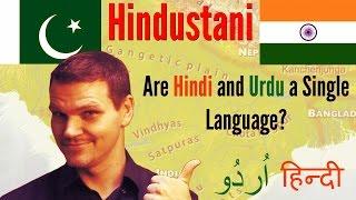 Hindustani: Hindi and Urdu - A Single Language?